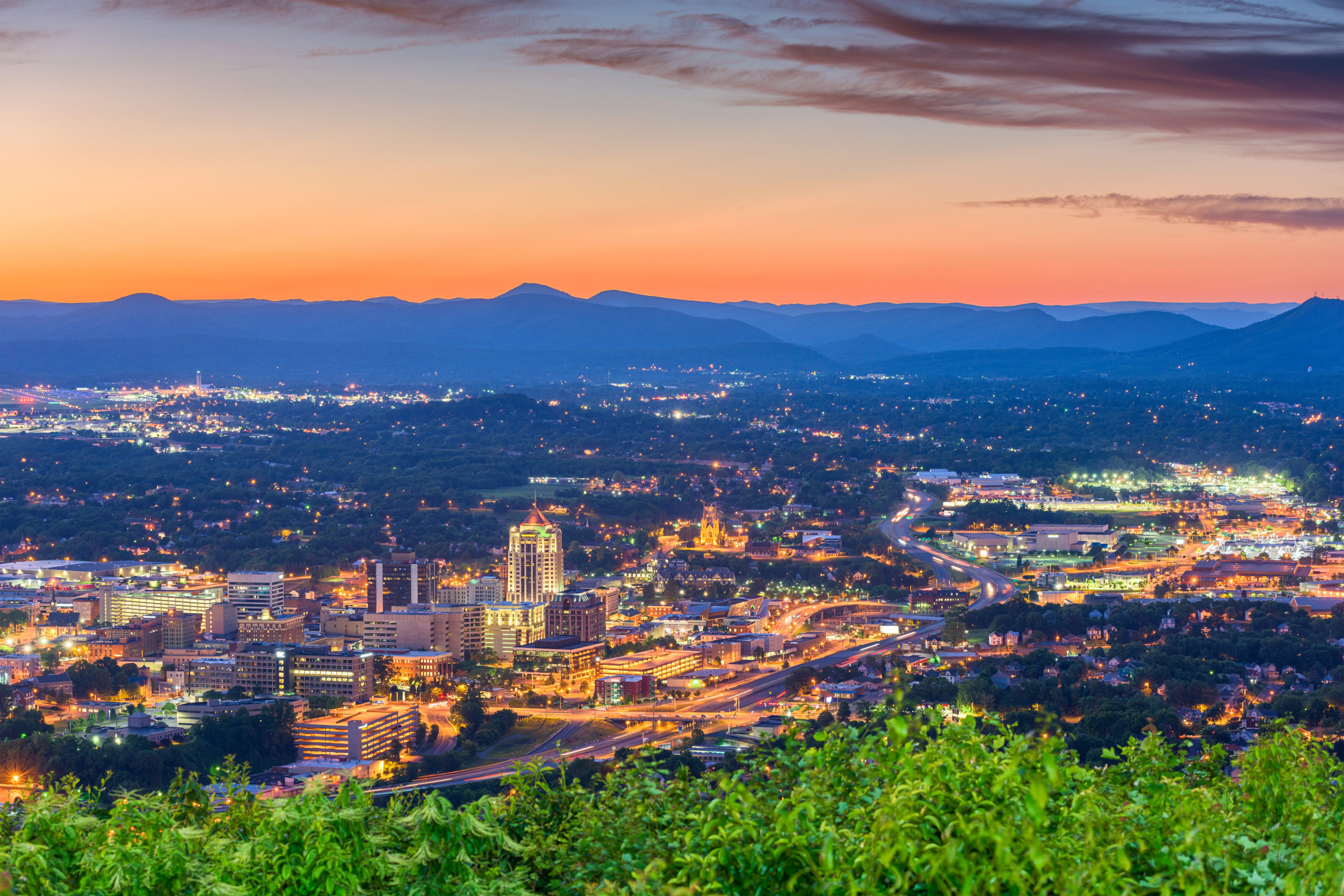 Roanoke, Virgina